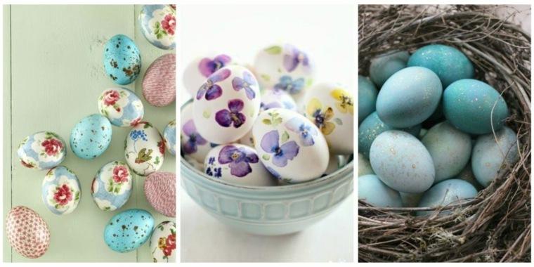 decorar huevos bonitos