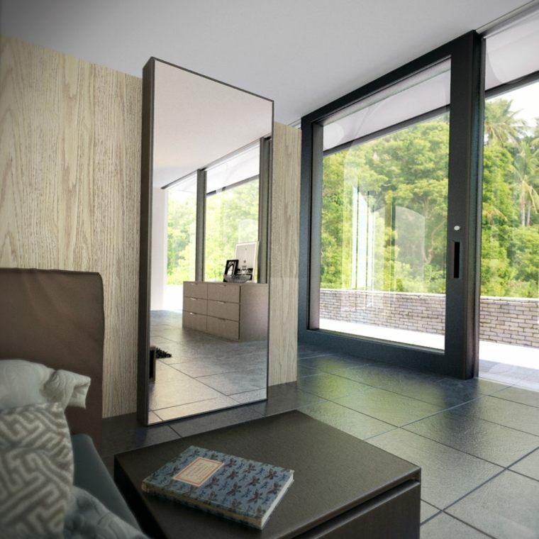 conceptos amplios habitaciones abiertas muebles