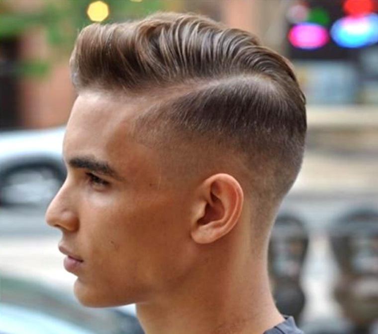 cortes de pelo hombre moderno chico