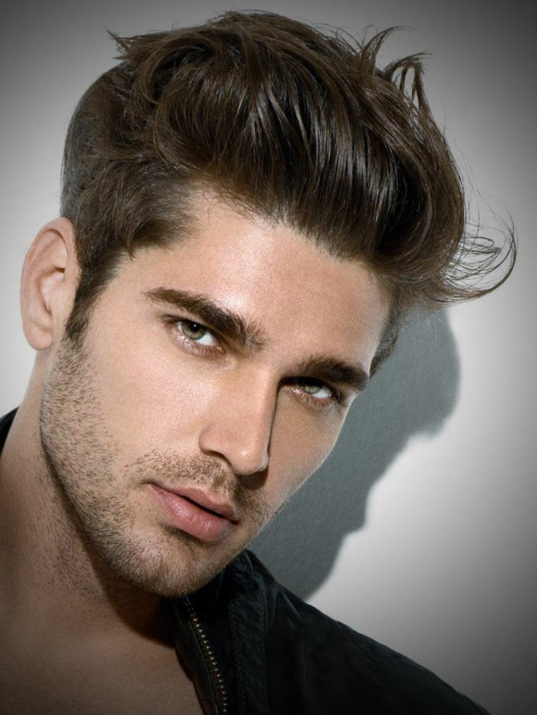 Cortes de pelo hombre tendencias modernas del 2017 for Lo ultimo en moda para hombres