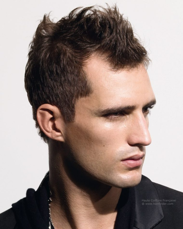 cortes de pelo hombres corto moderno