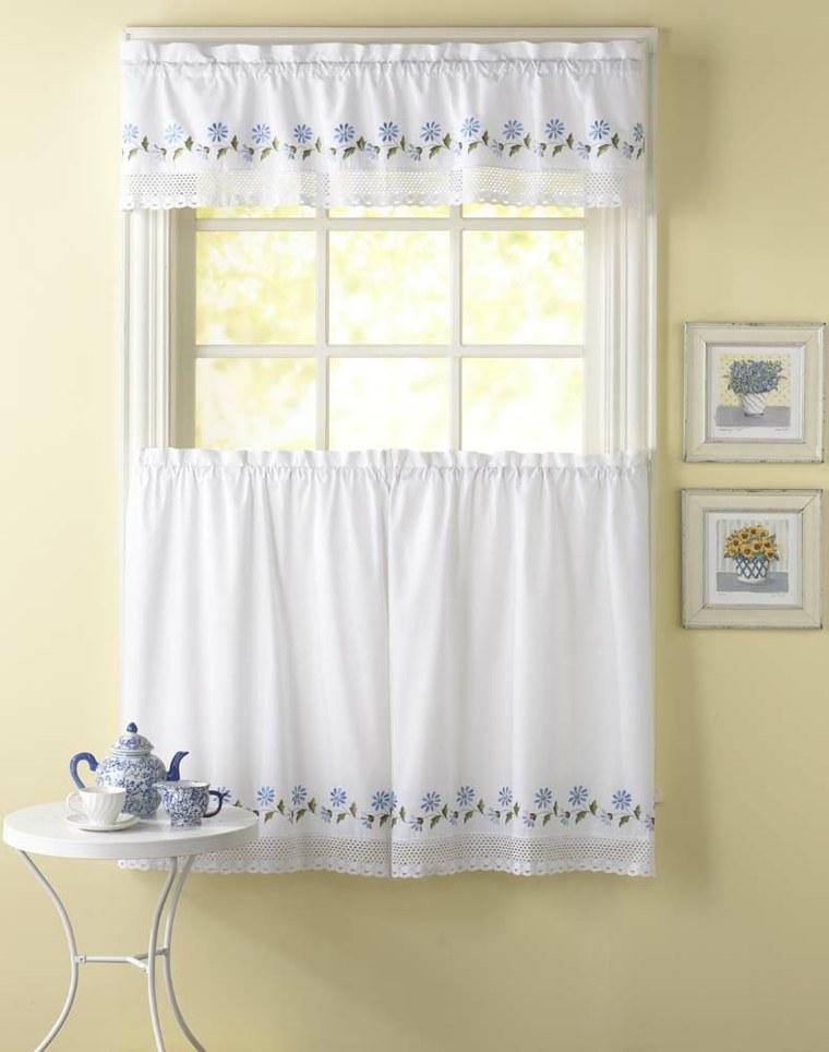 Diseos de cortinas para cocina ideas para hacer cortinas for Ideas para cortinas de cocina