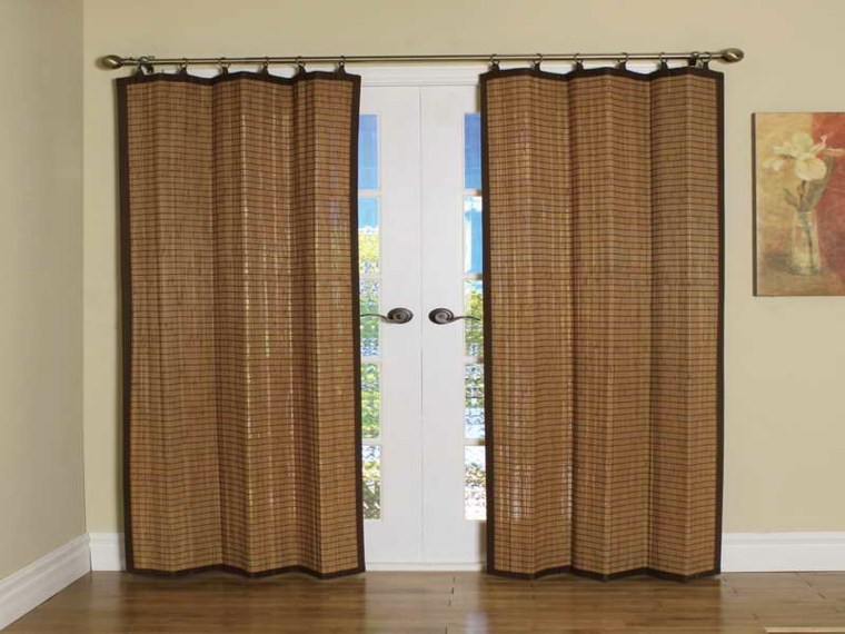 Cortinas para puertas exteriores cool cortinas para for Cortinas para puertas exteriores ikea