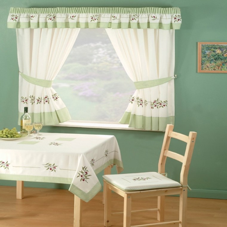 cortinas de cocina decorar