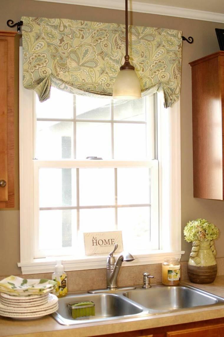 Cortinas para cocina las mejores opciones para dise os - Diseno de cortinas de cocina ...