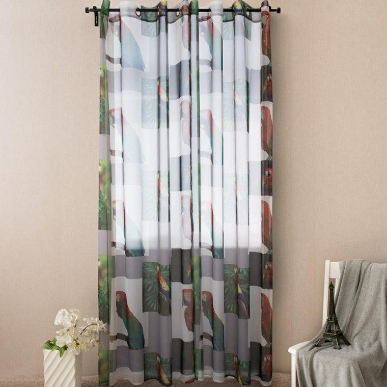 cortinas para puertas de cocina interior