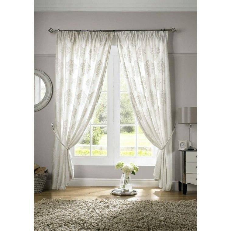 Cortinas para puertas de cocina para decorar el interior - Telas cortinas cocina ...