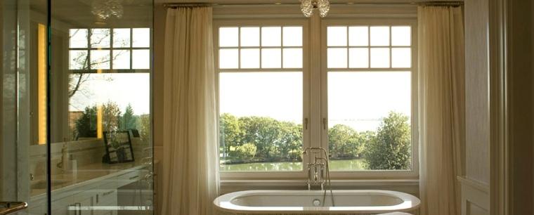 cortinas para ventanales decorar