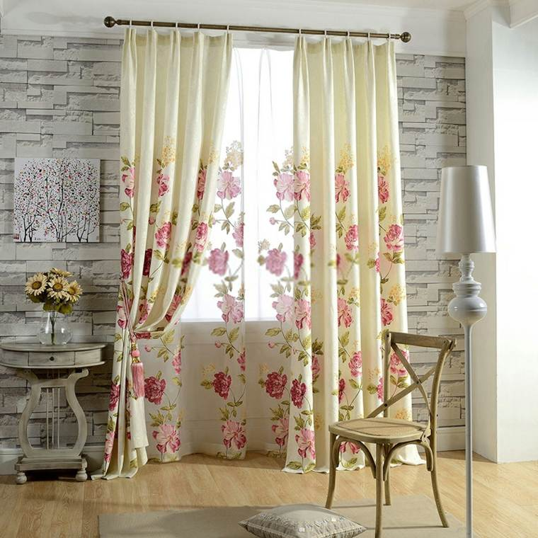 cortinas para ventanas decorar interiores