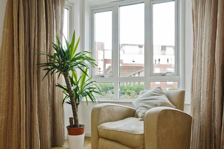 cortinas ventanas abatibles