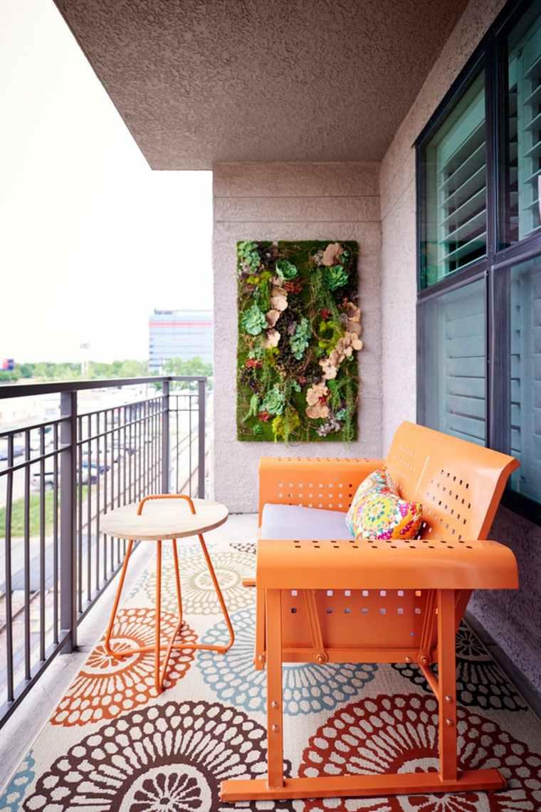 ideas de como decorar una terraza pequeña