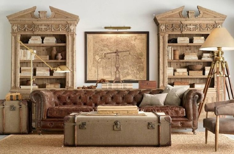 muebles estilo victoriano