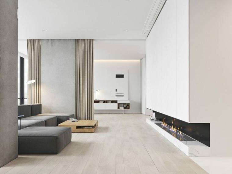 decoración de interiores apartamento M3 Architectural & Construction group ideas