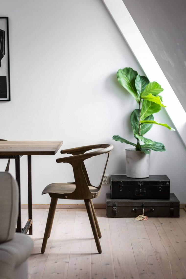 decoración de interiores apartamento comedor DesignFolder ideas