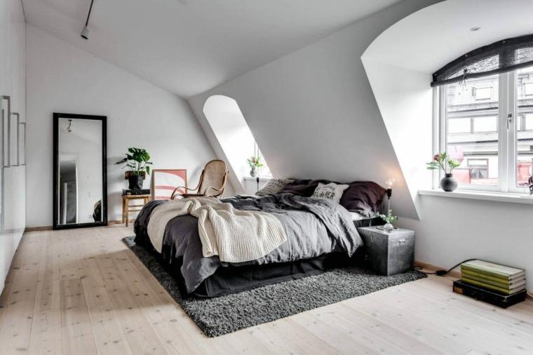 decoración de interiores apartamento dormitorio DesignFolder ideas