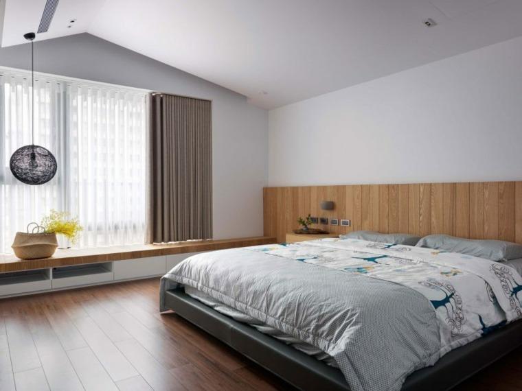 decoración de interiores apartamento dormitorio Ryan Lai Architects ideas