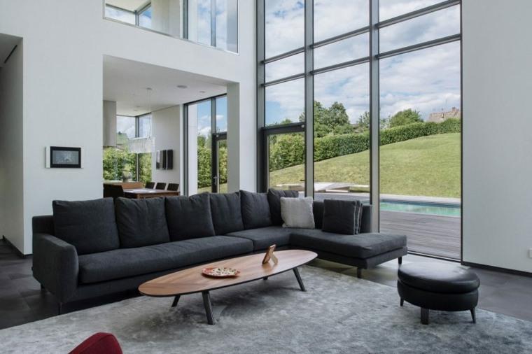 decoración de interiores residencia moderna Igor Petrenko ideas