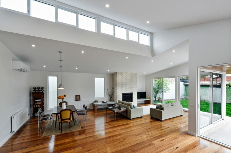 decoración de interiores salon diseno ITN Architects ideas