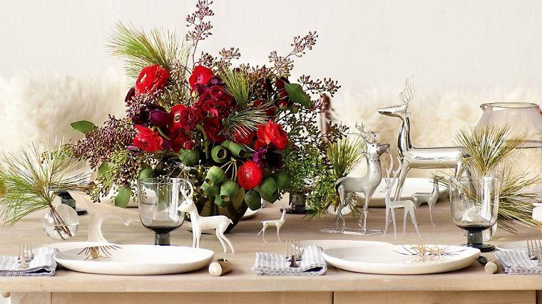 centro flores diseno opciones flores bellas ideas