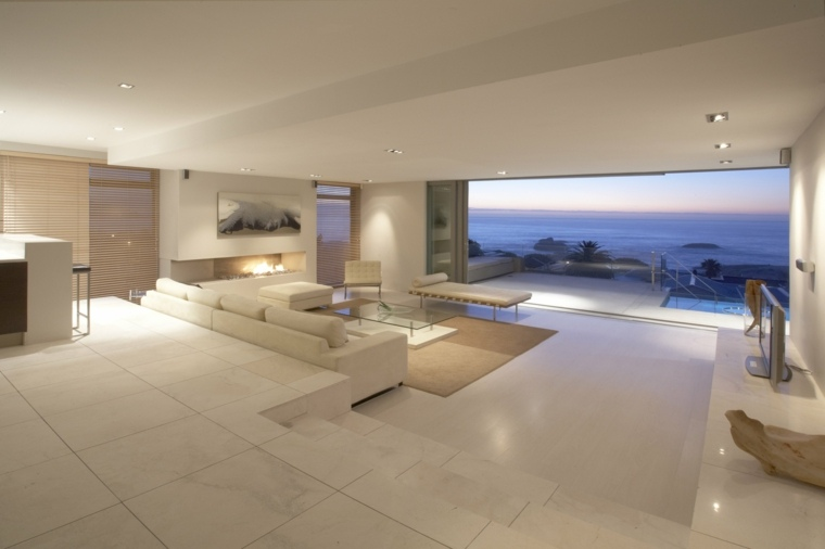 decoración terrazas áticos diseño moderno