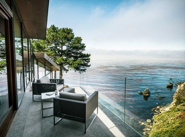 decoración terrazas áticos diseño