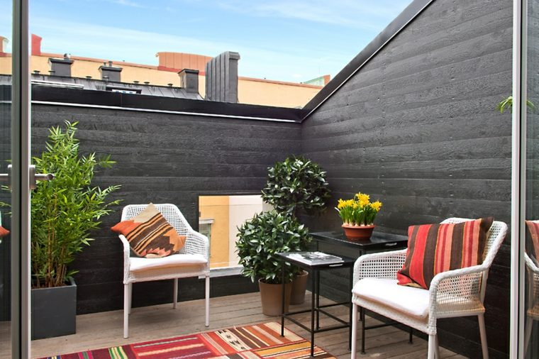 Ideas Para Decorar Una Terraza Balcn Patio O Parcela Muchas