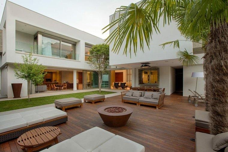 decoración terrazas diseno original Mauricio Melara ideas