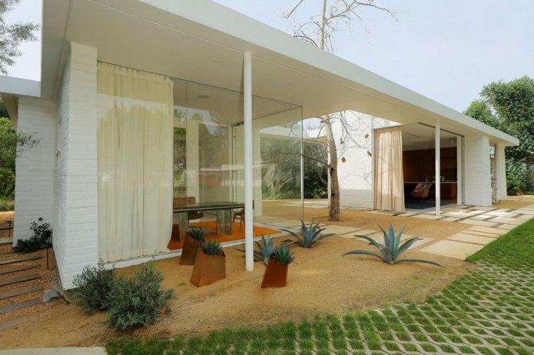 decoracion terrazas diseno original plantas estilo Struere ideas