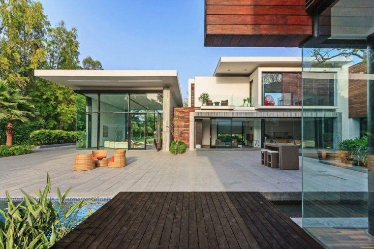 decoracion terrazas opciones originales DADA & Partners ideas