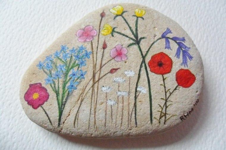 decorar piedras interior