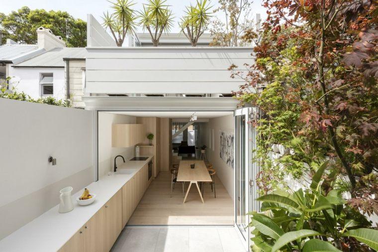 decorar terrazas barato opciones originales cocina ideas