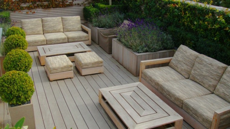 decorar terrazas barato simple plantas ideas