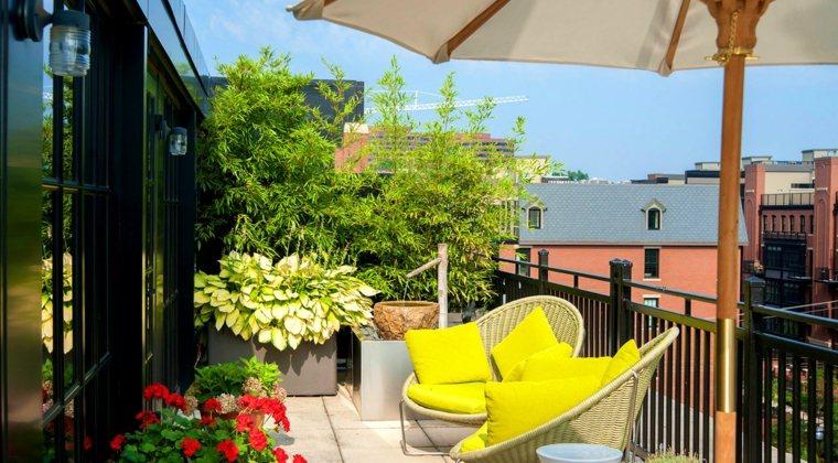 decorar terrazas barato terraza diseno opciones inspiradoras ideas