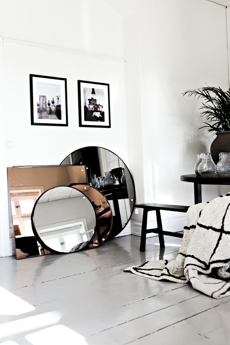 diferentes estilos redondeados casas modernas elegantes