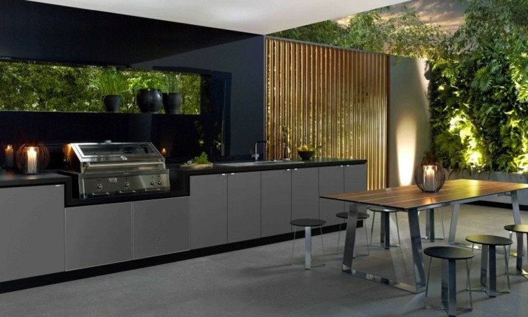 diseño de cocinas ideas led iluminaciones funcionales