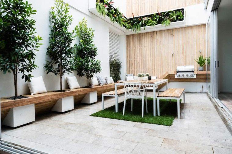Dise o de cocinas ideas asombrosas y modernas para el exterior - Cocinas exteriores modernas ...