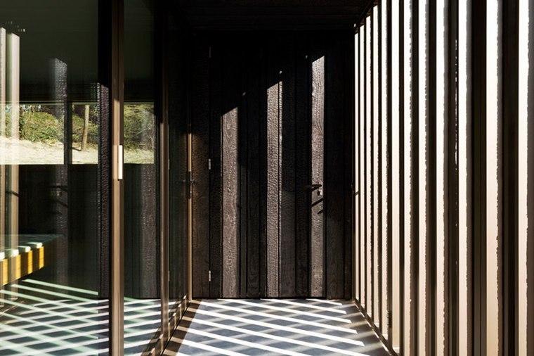 diseño entrada patio