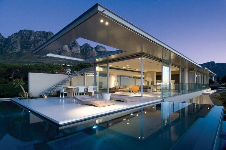diseno contemporaneo Saota casas lujo ideas