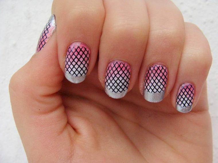 diseño de uñas modernas