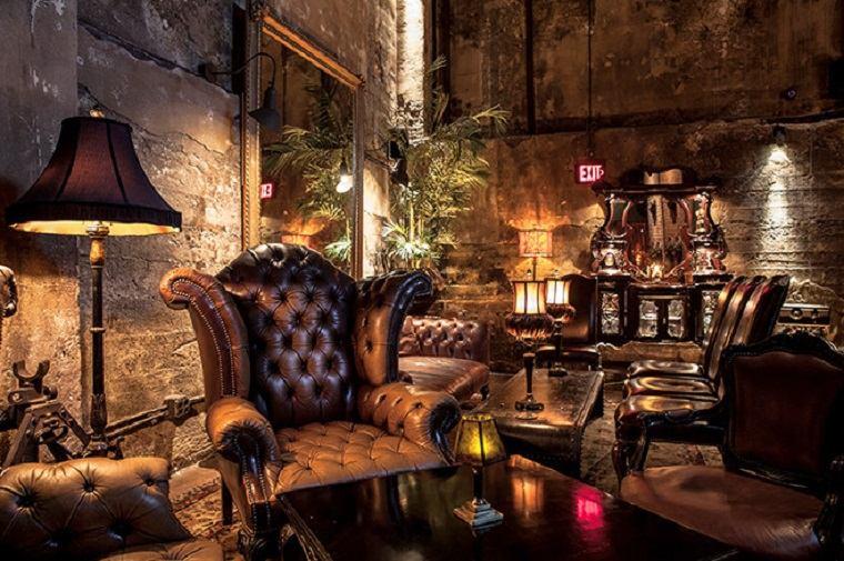 Steampunk - ideas para una decoración interior fantástica
