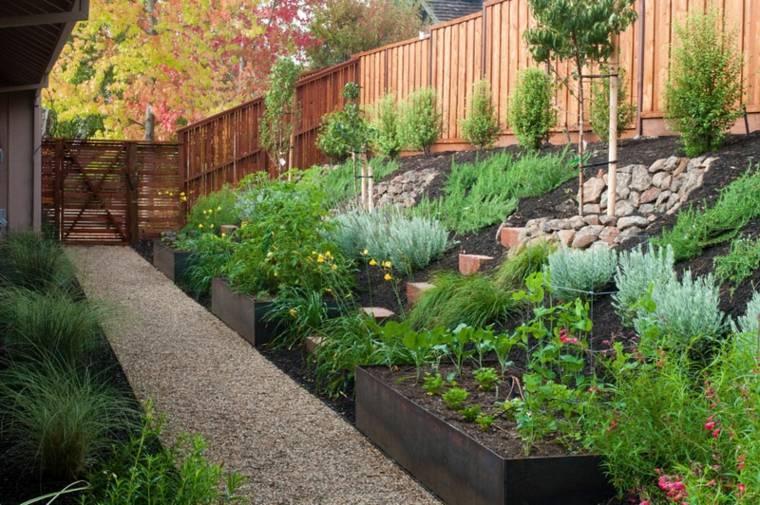 diseno jardin con plantas