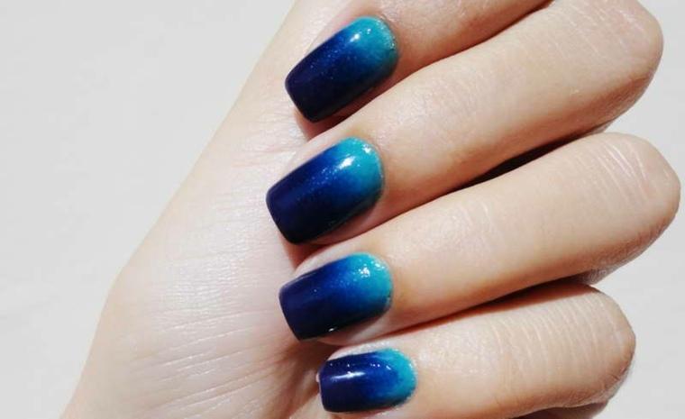 diseños de uñas dedos manos