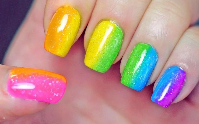 diseños de uñas manos