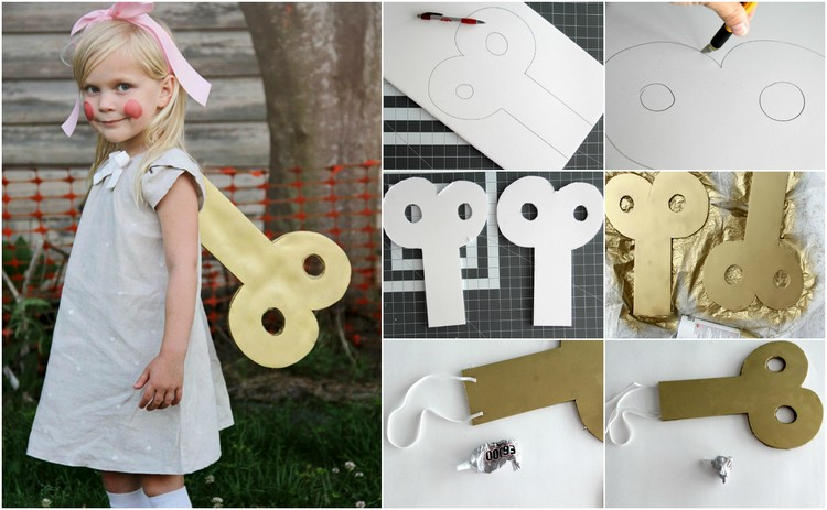 Disfraces caseros originales ideas y tutoriales DIY
