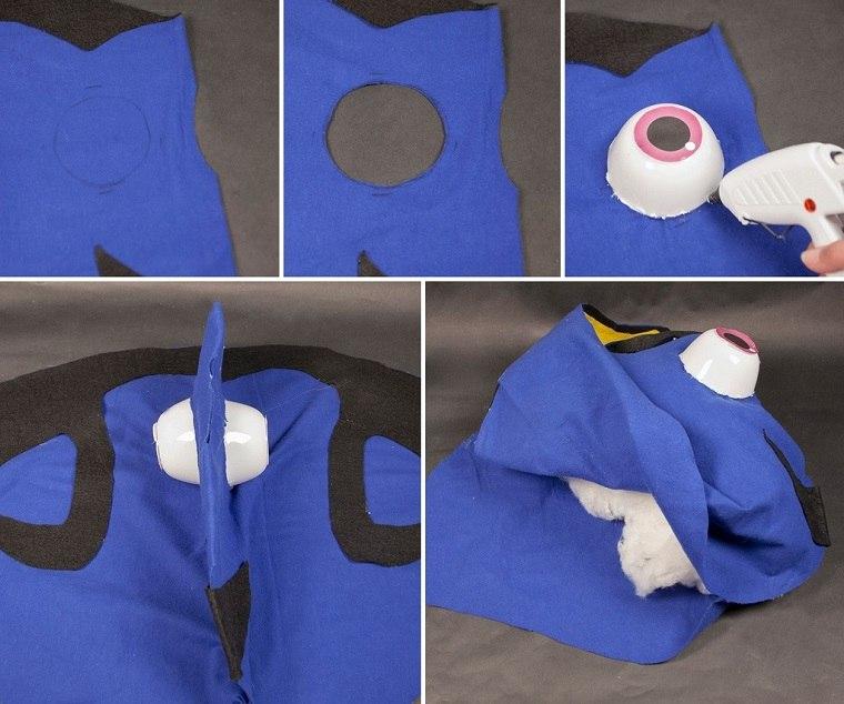 Disfraces Caseros Originales Ideas Y Tutoriales Diy - Como-hacer-un-disfraz-casero