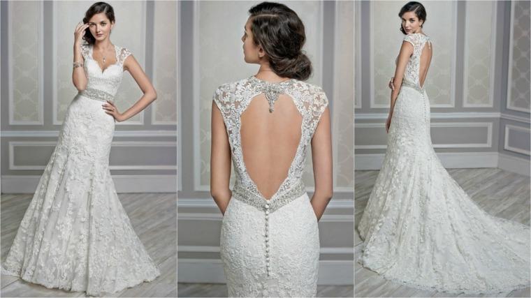 el vestido de novia moderno