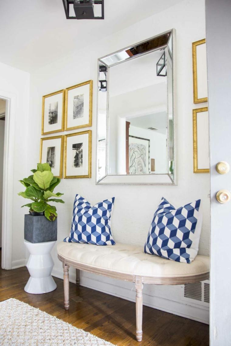 entraditas baratas decorar casas