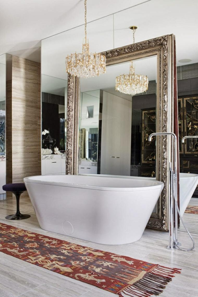 espejo baño decorar