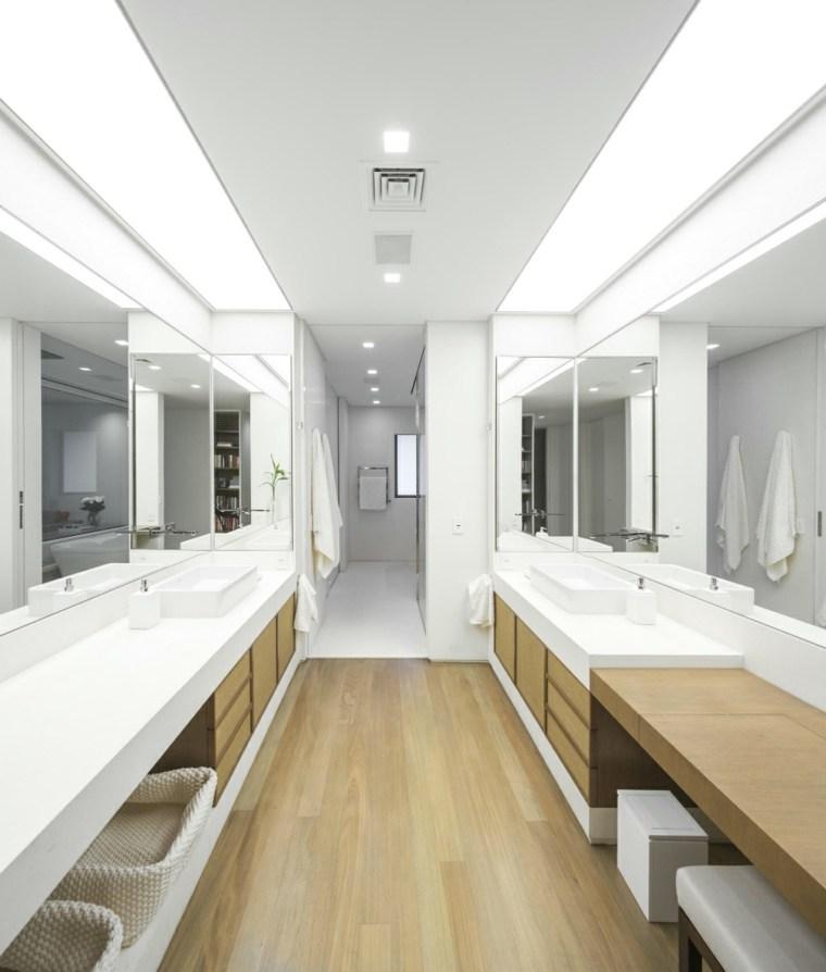 espejos de baño decoración