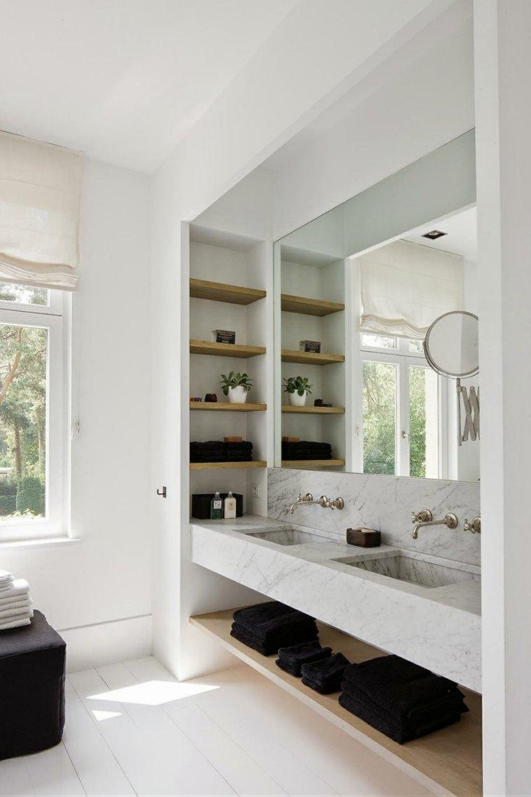 espejos de baño decorar